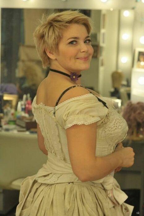 Ирина Пегова. / Фото: www.pinimg.com