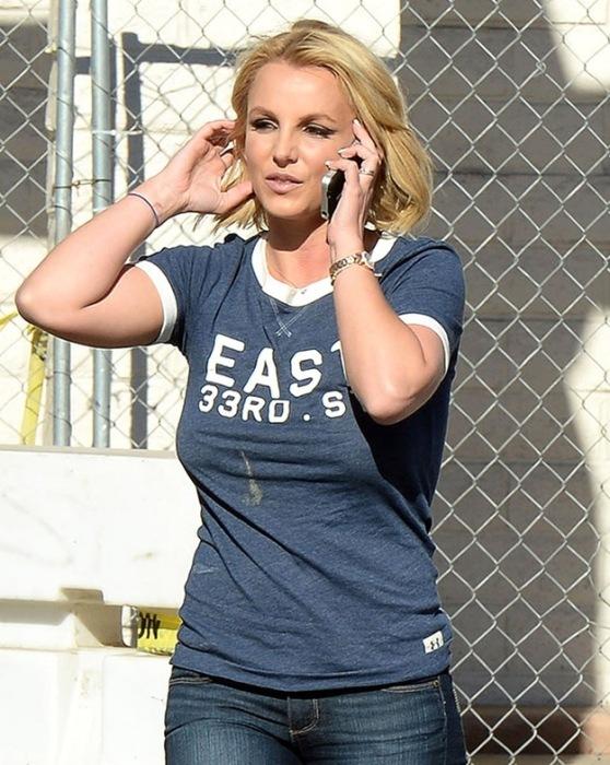 Бритни Спирс. / Фото: www.newsprolife.com.ua