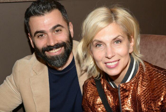 Алёна Свиридова и Давид Варданян. / Фото: www.argumenti.ru