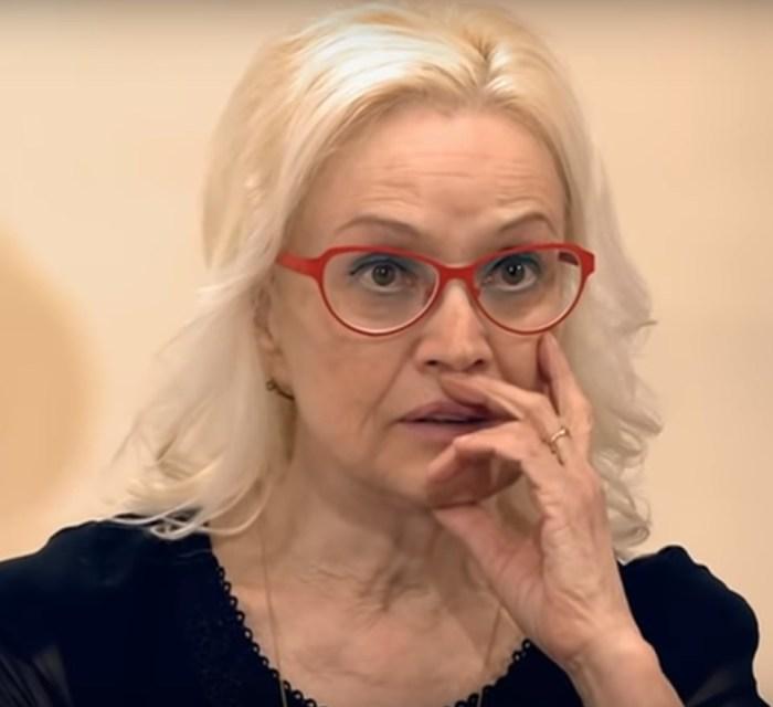 Любовь Виролайнен. / Фото: www.russia.tv