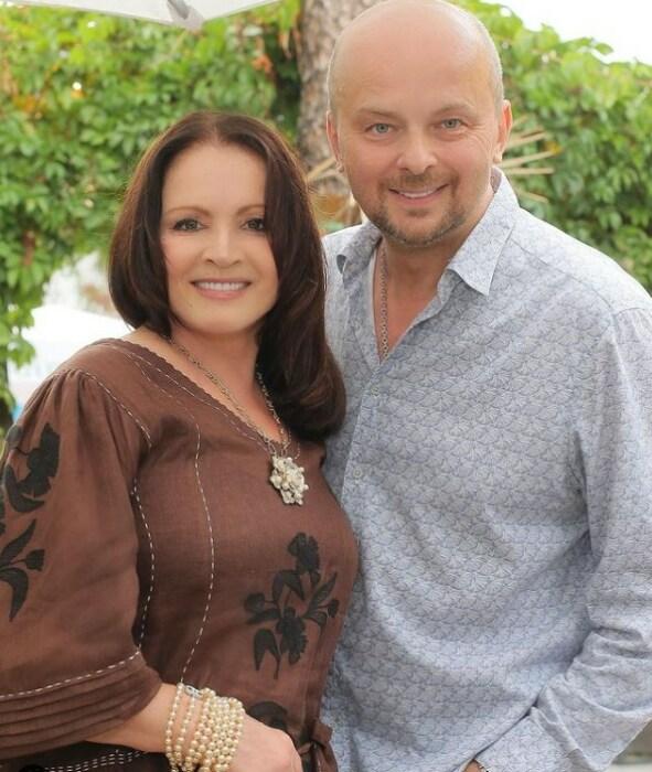 София Ротару с сыном. / Фото: www.instagram.com
