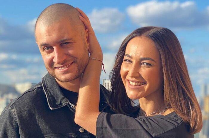 Давид Манукян и Ольга Бузова. / Фото: www.muz-tv.ru
