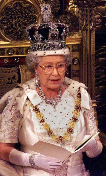 Елизавета II. / Фото: www.liveinternet.ru