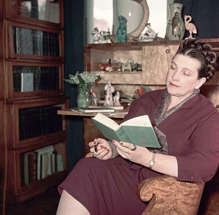 Надежда Сергеевна Надеждина. / Фото: www.pavelbers.com