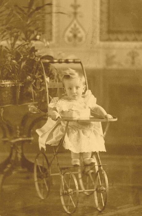 Феликс Юсупов в коляске Абрам Ясвоин, 1888 год. / Фото: www.selcdn.ru