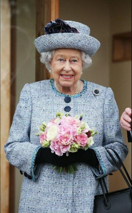 Елизавета II. / Фото: www.thesun.ie