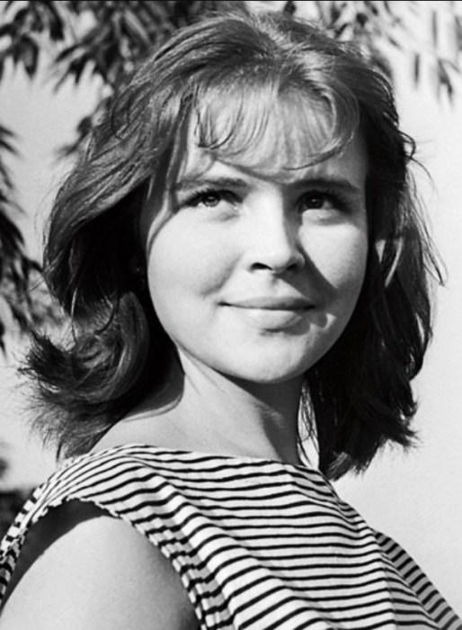 Тамара Сёмина в молодости. / Фото: www.proexpress.com.ua