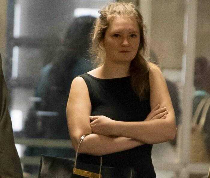 Анна Сорокина. / Фото: www.nypost.com