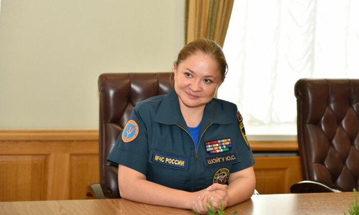 Юлия Шойгу. / Фото: www.bryanskobl.ru