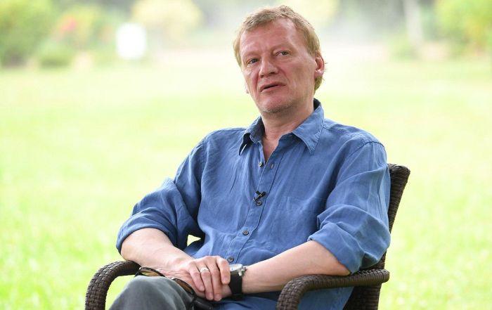 Алексей Серебряков. / Фото: www.eva.ru