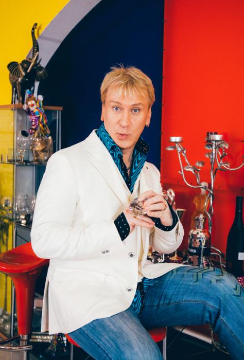 Сергей Пенкин. / Фото: www.krace.ru