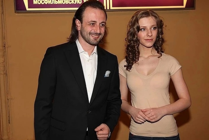 Илья Авербух и Лиза Арзамасова. / Фото: www.ytimg.com