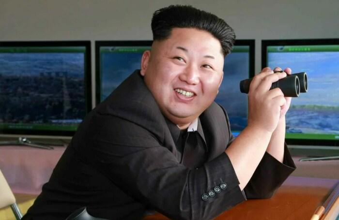 Ким Чен Ын. / Фото: www.yandex.net