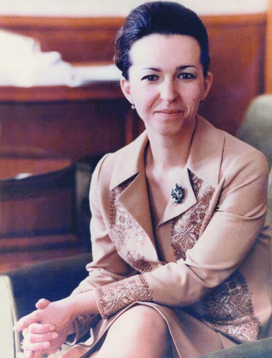 Людмила Живкова. / Фото: www.znamenamira.bg