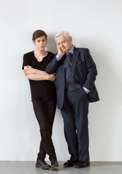 Павел и Олег Табаковы. / Фото: www.ok-magazine.ru