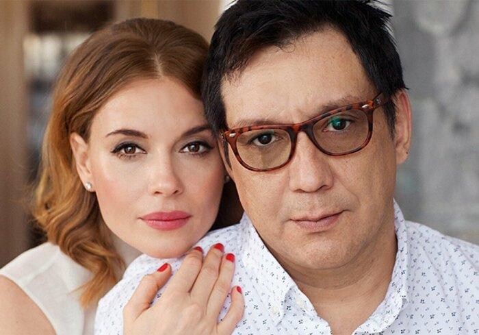 Любовь Толкалина и Егор Кончаловский. / Фото: www.domashnyochag.ru