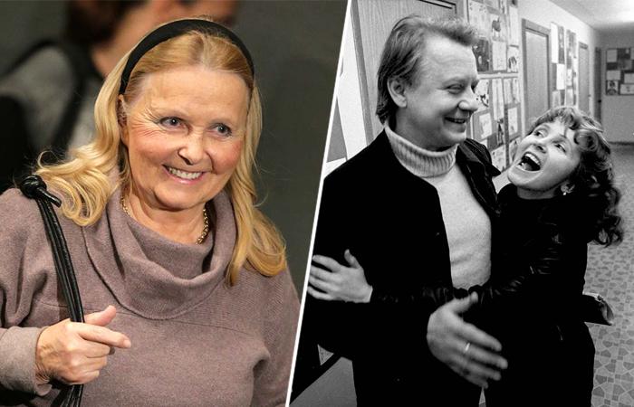 Когда-то Людмила Крылова была очень счастлива с Олегом Табаковым.