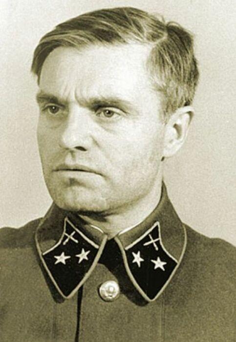 Генерал-майор артиллерии В.И. Казаков. / Фото: www.marshalkazakov.ru