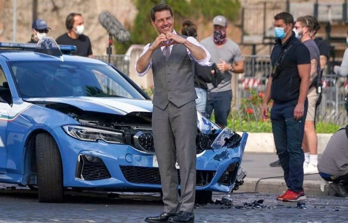 Что стало причиной срочной госпитализации Тома Круза и съёмочной группы новой части фильма «Миссия невыполнима»