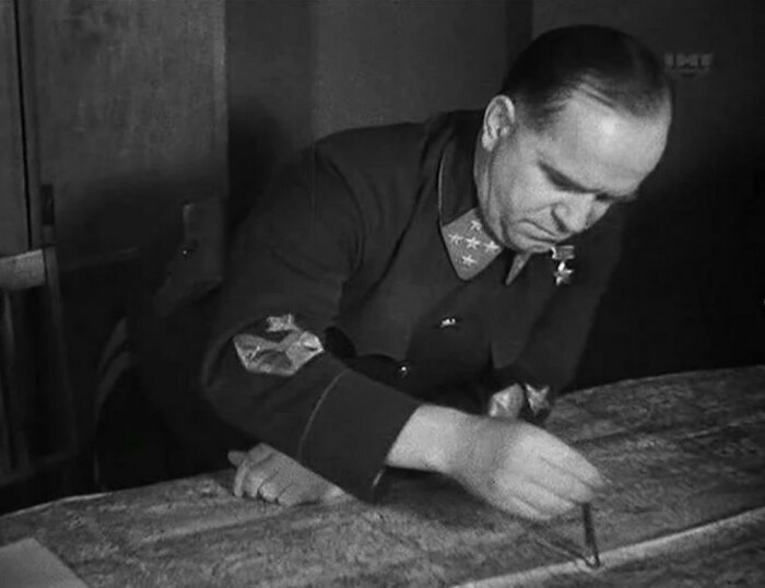 Кадр из фильма «Разгром немецких войск под Москвой». / Фото: www.kinopoisk.ru