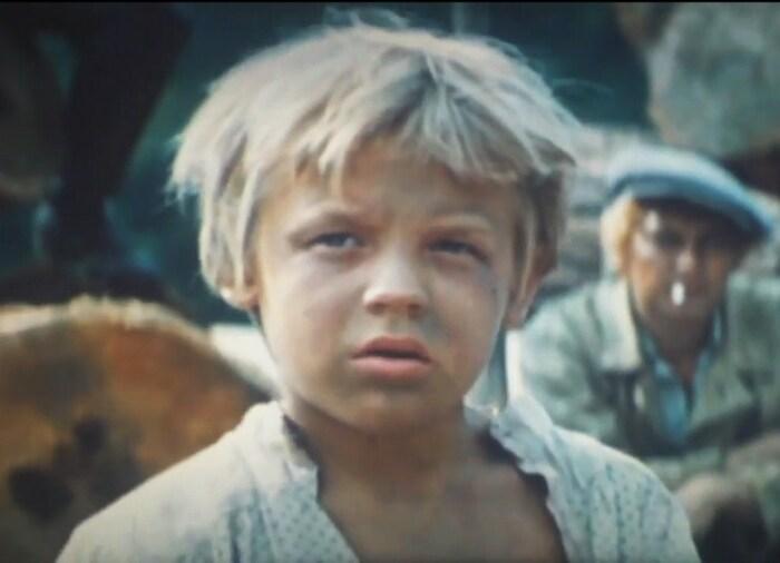 Михаил Егоров в фильме «Сюда не залетали чайки». / Фото: www.kino-teatr.ru