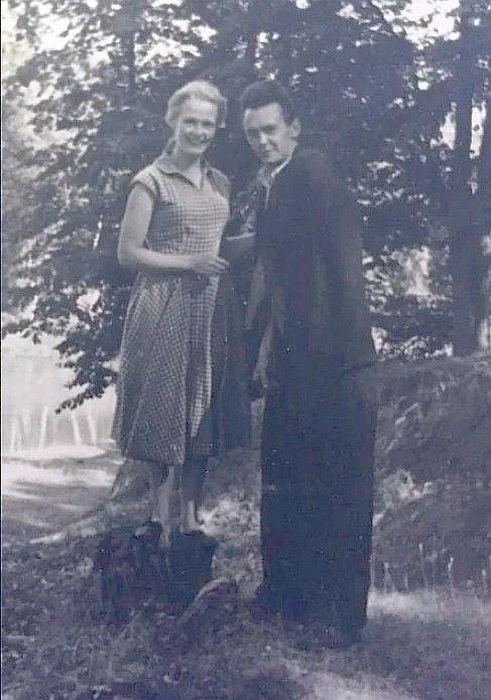 Леонид Гайдай и Нина Гребешкова. / Фото: www.yandex.net