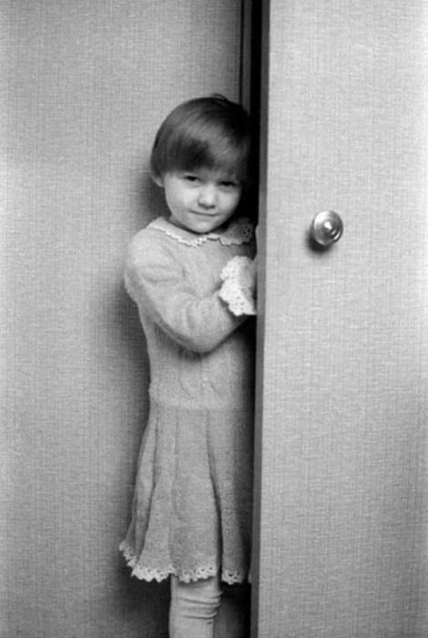 Мария Голубкина в детстве. / Фото: www.ruftv.ru