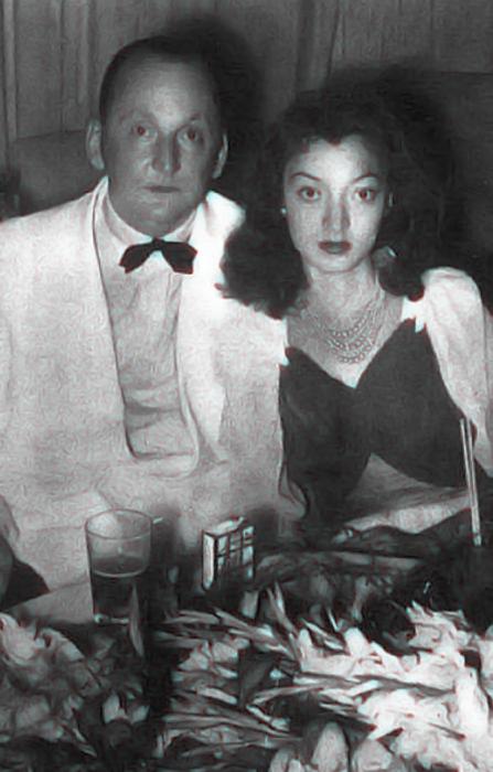 Лидия и Александр Вертинские. / Фото: www.mt.ru