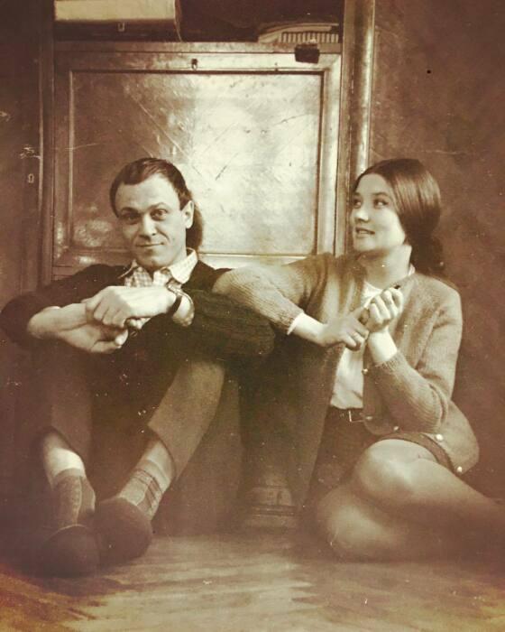Владимир Меньшов и Вера Алентова. / Фото: www.dambul.org