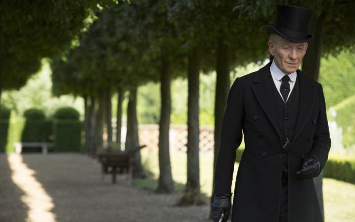 Иэн МакКеллен в роли Шерлока Холмса. / Фото: www.wday.ru