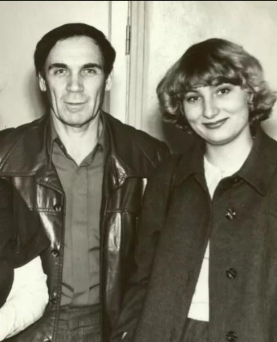 Владимир Заманский и Наталья Климова. / Фото: www.yandex.net