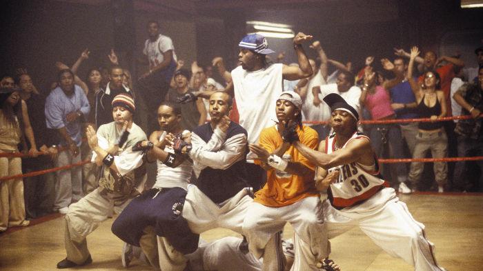 Кадр из фильма «Танцы улиц». / Фото: www.moviesanywhere.com