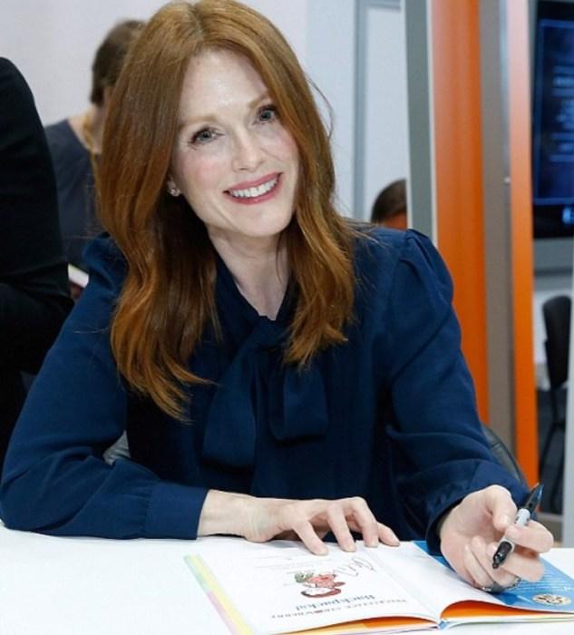 Джулианна Мур. / Фото: www.dailymail.co.uk