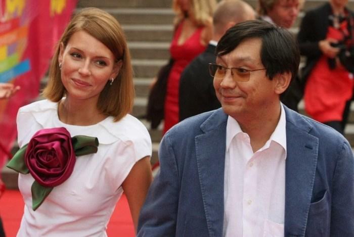 Егор Кончаловский и Любовь Толкалина. / Фото: www.yandex.net