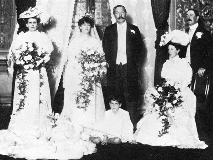 18 сентября 1907 года Джин Леки стала женой Артура Конан Дойла. / Фото: www.arthur-conan-doyle.com