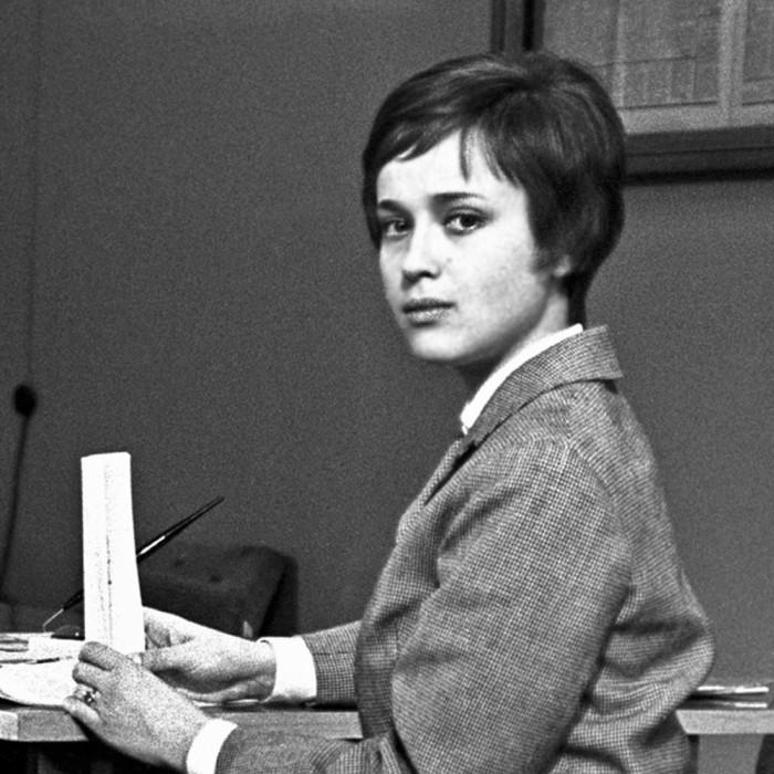 Ирина Печерникова, кадр из фильма «Доживём до понедельника». / Фото: www.woman.ru
