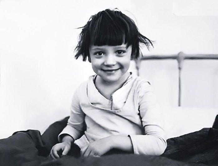 Дочь Всеволода и Лидии Санаевых. / Фото: www.7days.ru