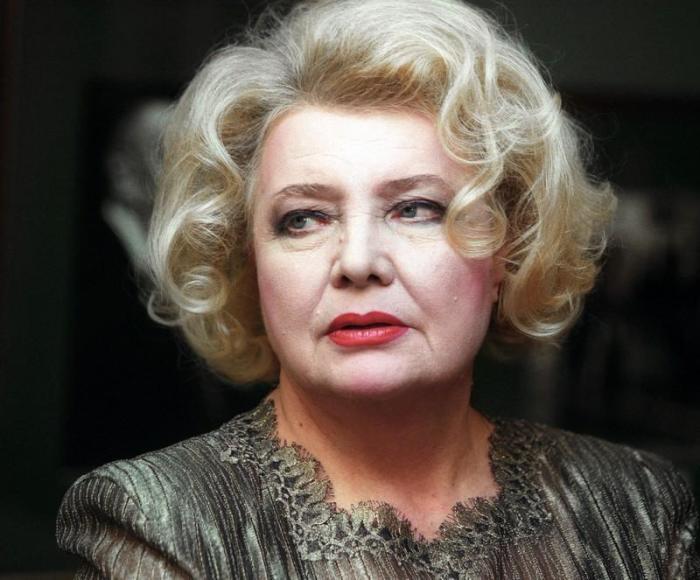 Татьяна Доронина. / Фото: www.krestyanka.com