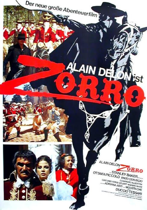 «Зорро», 1975 год. / Фото: www.startfilm.ru