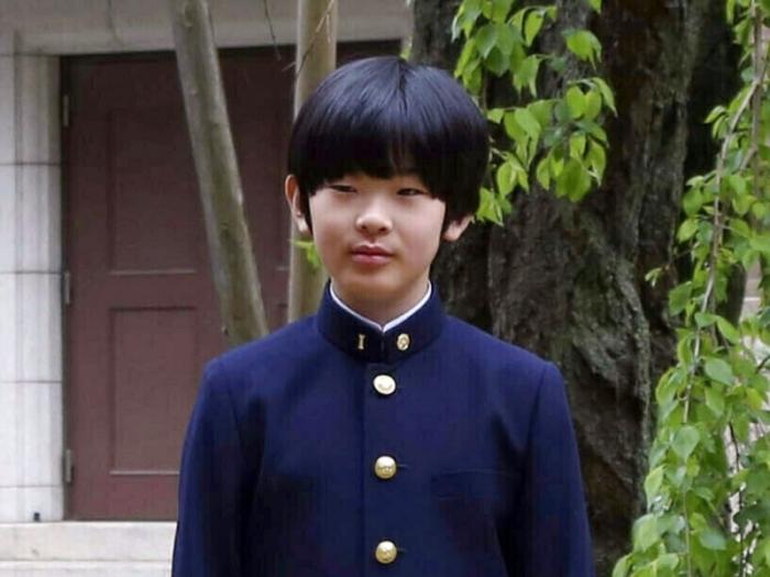 Принц Хисахито, Япония. / Фото: www.stheadline.com