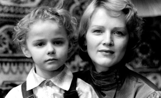 Наталья Егорова с сыном. / Фото: www.krestyanka.com