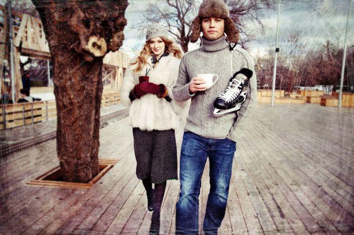 Светлана Ходченкова и Георгий Петришин. / Фото: www.vokrug.tv