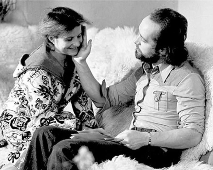 Ольга Корбут и Леонид Борткевич. / Фото: www.kp.ru
