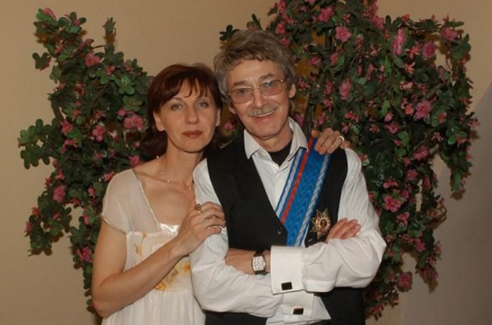 Игорь Старыгин и Екатерина Табашникова. / Фото: www.starhit.ru