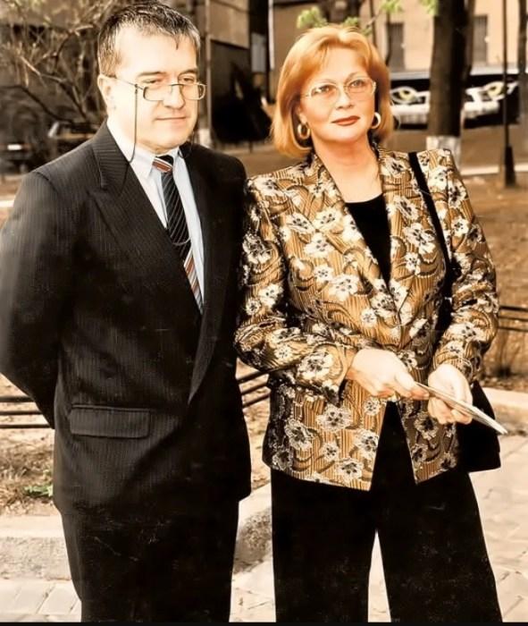 Наталья Гундарева и Михаил Филиппов. / Фото: www.mtdata.ru