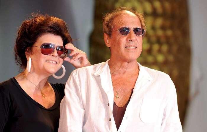 Адриано Челентано и Клаудия Мори. / Фото: www.krestyanka.com