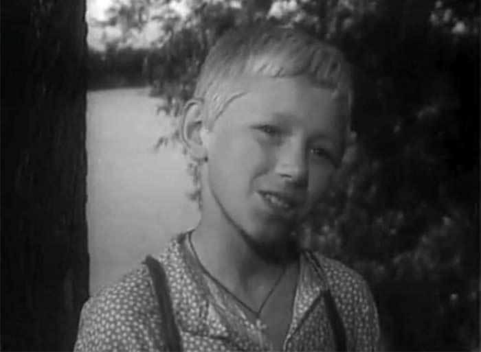 Семён Морозов, кадр из фильма «На графских развалинах», 1957 год. / Фото: www.stuki-druki.com