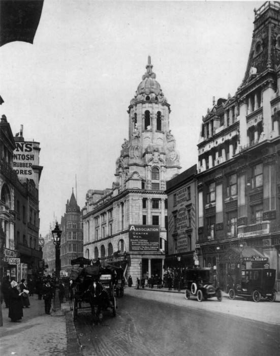 Старый Лондон. / Фото: www.ucrazy.ru
