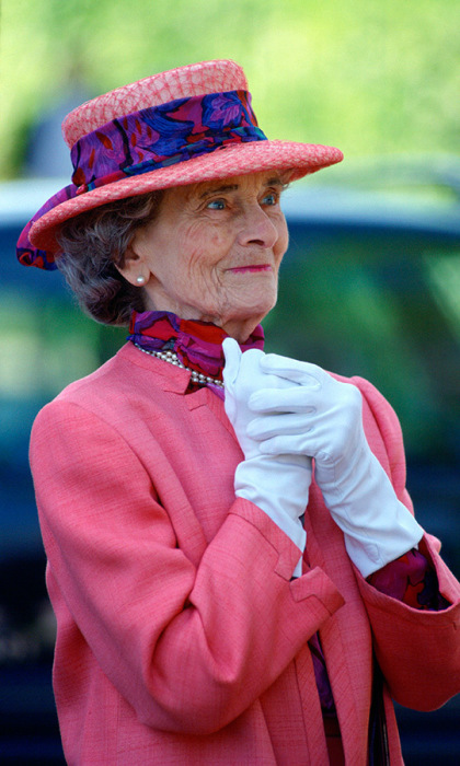 Принцесса Алиса, герцогиня Глостерская. / Фото: www.hellomagazine.com