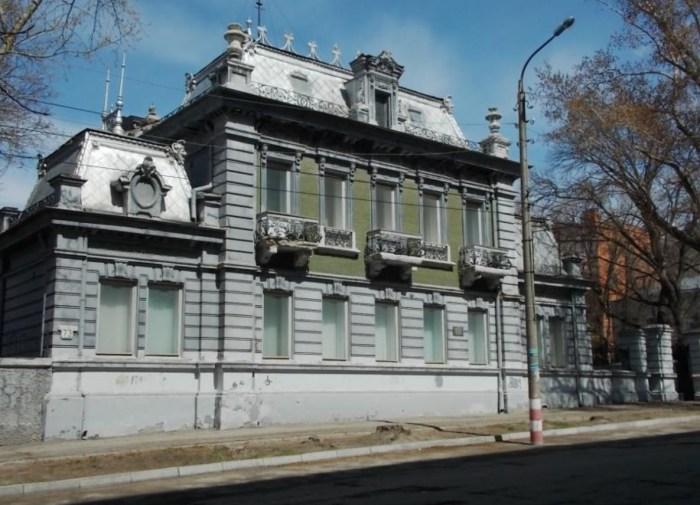 Одно из зданий бывшего НКВД в Ульяновске. / Фото: www.gulagmuseum.org